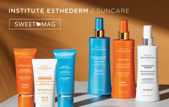 SWEETMAG - INSTITUT ESTHEDERM: A DIFFERENTIATING PHILOSOPHY