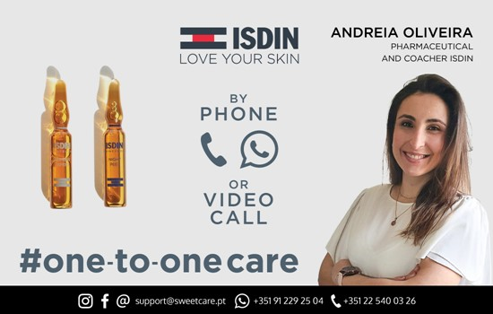 #ONE-TO-ONECARE | ISDIN
