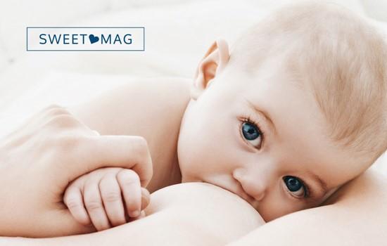 SweetMag aleitamento materno