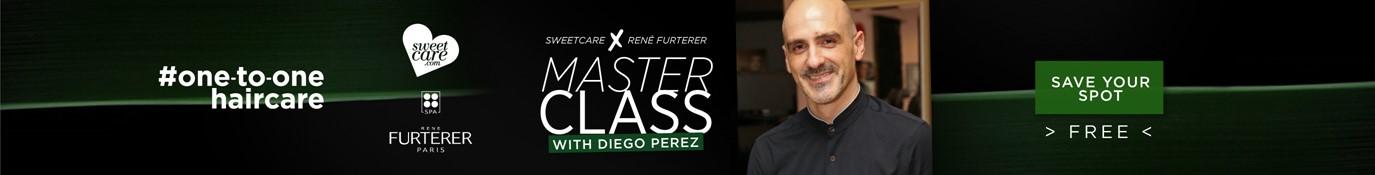 Masterclass René Furterer Diego Perez one-to-one haircare