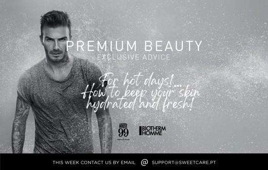 Premium beauty exclusive advice