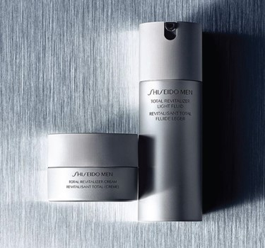 shiseido man total revitalizer