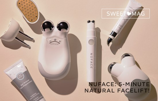 Nuface - 5 minute natural facelift