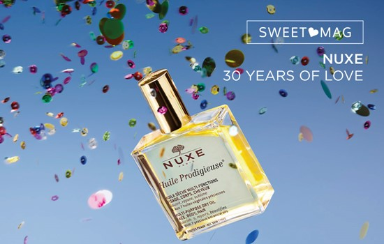 SWEET MAG: Nuxe - 30 years of love