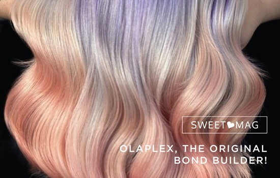 Olaplex, the original bond builder!