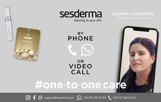 #ONE-TO-ONECARE   SESDERMA