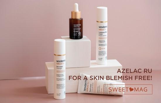SWEET MAG: Azelac ru - the secret to even-toned skin!