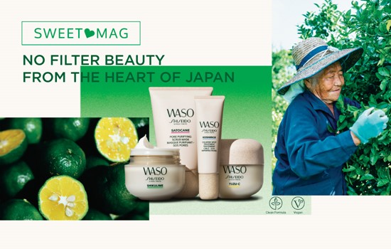 SWEET MAG: No filter beauty from the heart of japan