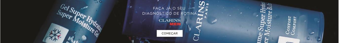 diagnóstico online clarins men