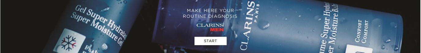 online diagnosis clarins