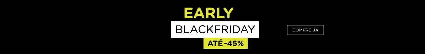 Black Friday - acesso antecipado à melhor sexta-feira do ano