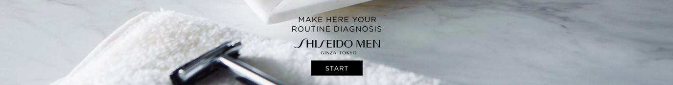 men shiseido diagnosis